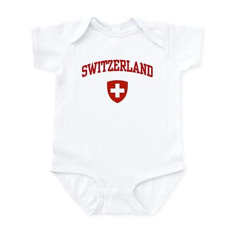 Switzerland Infant Creeper