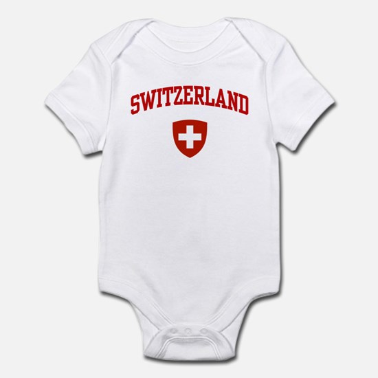 Switzerland Infant Creeper