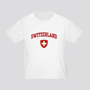 Switzerland Toddler T-Shirt