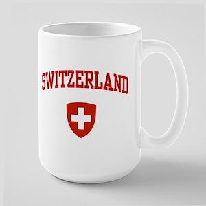 Switzerland Large Mug