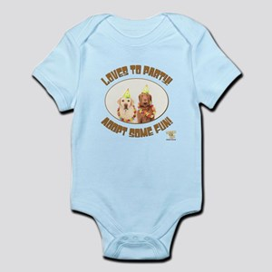 LOVES TO PARTY! Infant Bodysuit