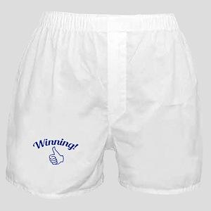 Winning! Boxer Shorts