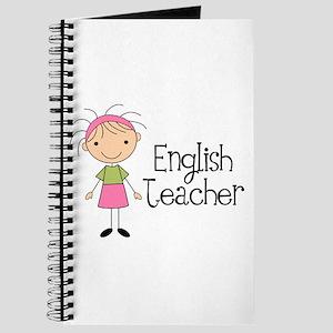 English Teacher Journal