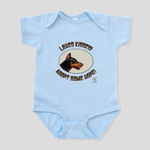 LOVES KISSES! Infant Bodysuit