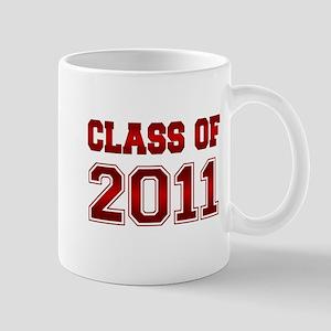 CLASS OF 2011 (RED) Mug