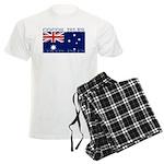 Cocos Islands Men's Light Pajamas