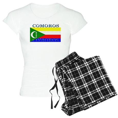 Comoros Women's Light Pajamas