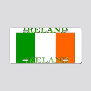 Ireland Irish Flag Aluminum License Plate