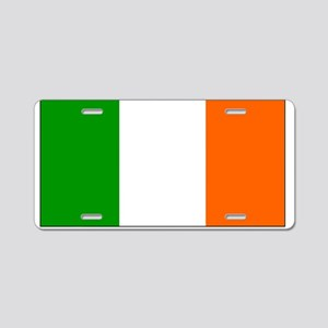 Ireland Irish Blank Flag Aluminum License Plate