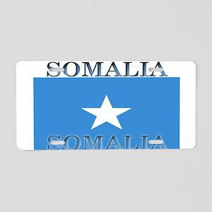 Somalia Somali Flag Aluminum License Plate
