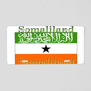 Somaliland Somali Flag Aluminum License Plate