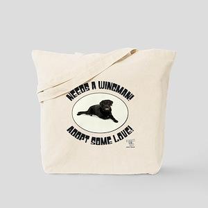 NEEDS A WINGMAN! Tote Bag