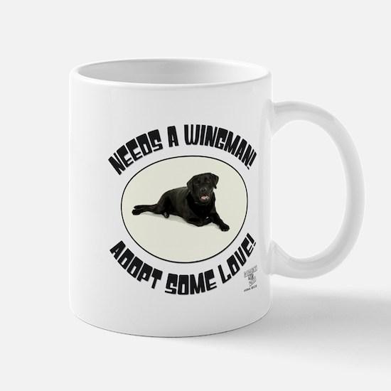 NEEDS A WINGMAN! Mug