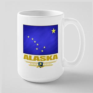Alaska Pride Large Mug