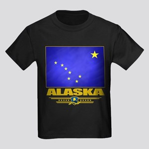 Alaska Pride Kids Dark T-Shirt