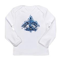 ROCK STAR MOM Long Sleeve Infant T-Shirt