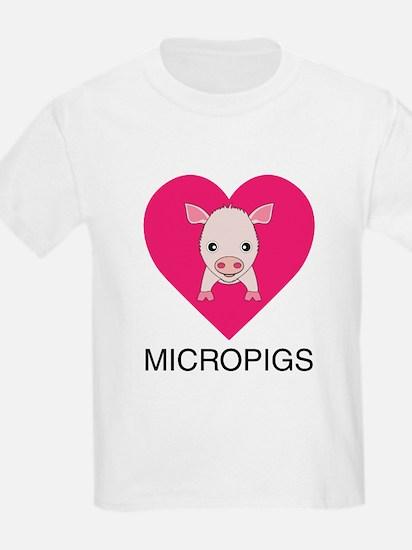 Love Micropigs T-Shirt