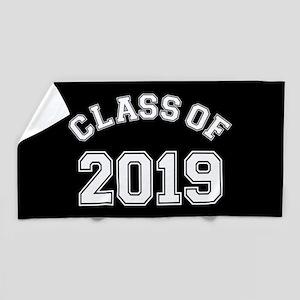 Class Of 2019 Beach Towel