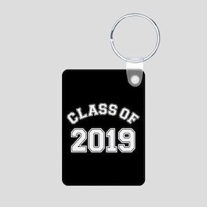 Class Of 2019 Aluminum Photo Keychain