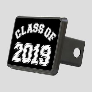 Class Of 2019 Rectangular Hitch Cover