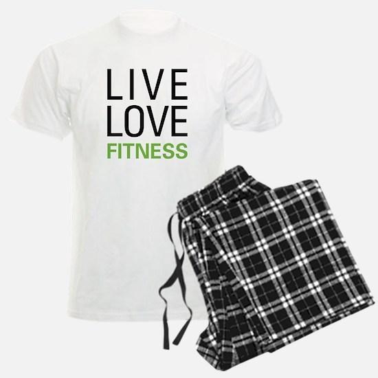 Live Love Fitness Pajamas