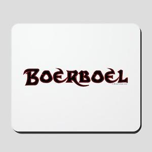 Boerboel Mousepad
