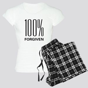 100% Forgiven Women's Light Pajamas