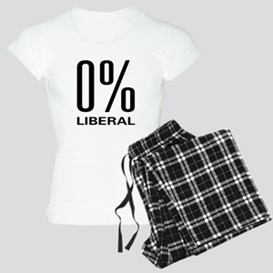 0% Liberal Women's Light Pajamas