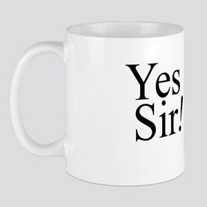 Yes Sir!  Mug