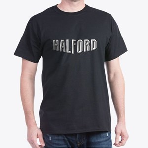 Halford Logo Dark T-Shirt