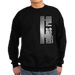 Collies Rule Sweatshirt (dark)