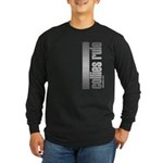 Collies Rule Long Sleeve Dark T-Shirt