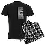 Collies Rule Men's Dark Pajamas