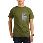 Collies Rule Organic Men's T-Shirt (dark)