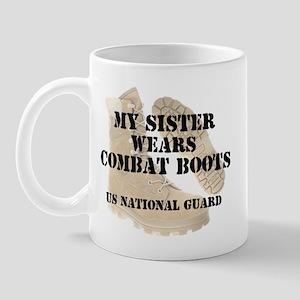 My Sister Wears NG DCB Mug