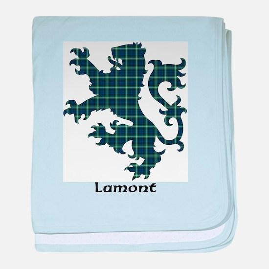 Lion - Lamont baby blanket