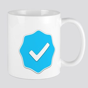 """Verified Account"" Mug"