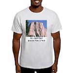 El Capitan w/ blue sky t-shirt--ash grey