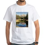 Beautiful High Country t-shirt--white