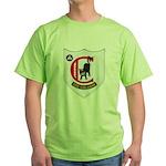 USS COLAHAN Green T-Shirt