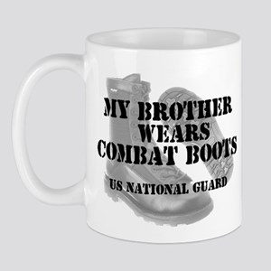 My Brother Wears NG CB Mug