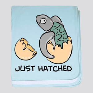 Just Hatched baby blanket