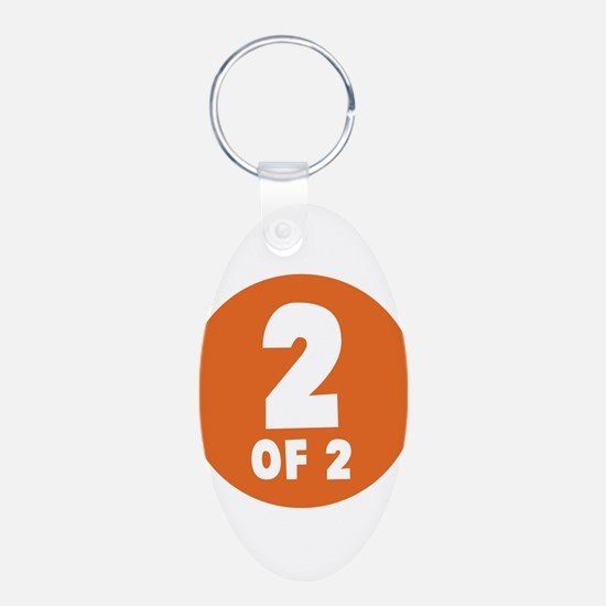 2 Of 2 Keychains