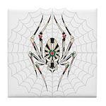 Wicked Widow Tile Coaster