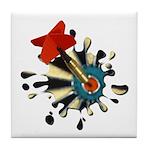 Splat! Tile Coaster