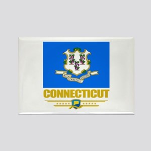Connecticut Pride Rectangle Magnet