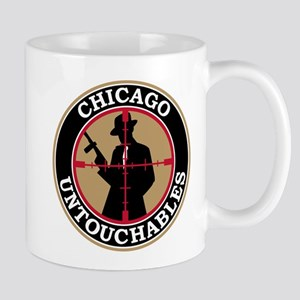Chicago Untouchables Mug