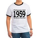 1959 - The Day the Music Died Ringer T