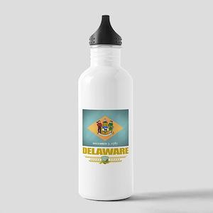 Delaware Pride Stainless Water Bottle 1.0L