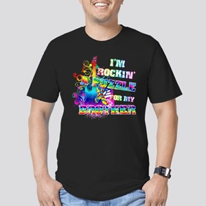 I'm Rockin' A Puzzle for my Brother Men's Fitted T